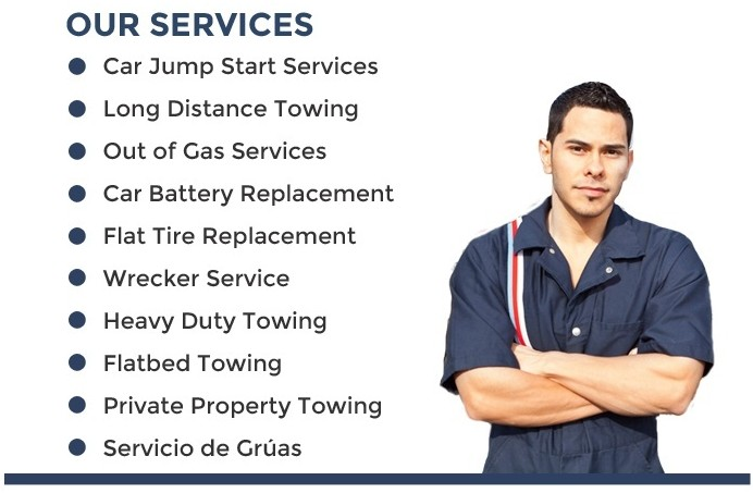 auto Towing-daily city-Services