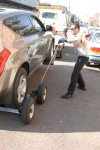 Dolly Towing and Flat Bed Towing, What's The Difference?