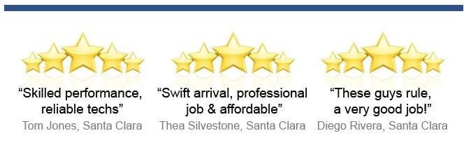 Santa Clara Towing- Stars